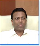 Sri J.V. Krishna Rao - Secretary, J.B. Educational Society